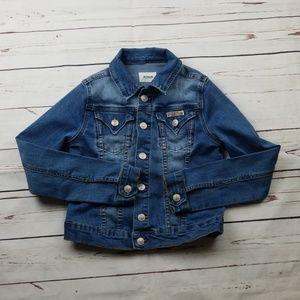 Hudson Denim Jean jacket size medium